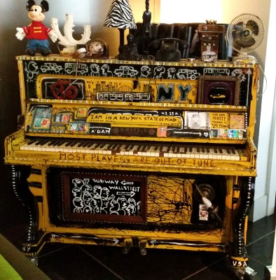 fitness piano